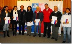 Serviu y Municipio entregaron 37 nuevos subsidios térmicos a Comité Los Copihues del Volcán en Villarrica