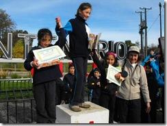 Departamento de Salud Municipal de Villarrica realizó exitosa corrida por una vida sana