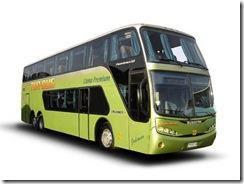 Tur Bus lanza nueva tecnología para personas con discapacidad en sus buses