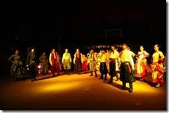 Realizaron exitosa Gala Internacional de Danza en Aniversario Villarrica 2011