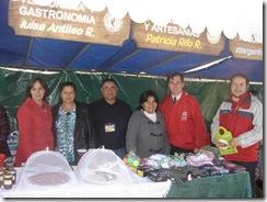 En Lumaco lanzan programa de modernización de ferias libres de Sercotec
