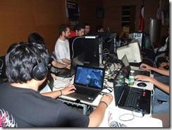 Tarreo X-Games XD en INACAP Temuco
