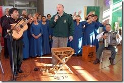 Agrupación musical de adultos mayores de Temuco sorprende a nivel nacional e internacional