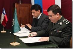 IND y Gendarmería firmaron importante convenio para internos de Temuco