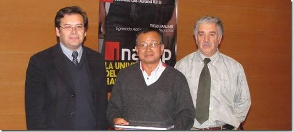 Transnacional NGK dicta charla de cables y Bujías
