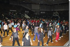"""IND celebró el """"Día del Desafío"""" con casi 500 mujeres en Temuco"""