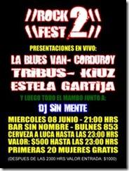 Se prepara el Rock Fest II