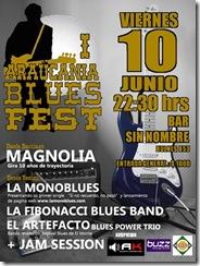 Lo mejor del Blues se reúne este viernes en Temuco