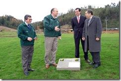 Alcalde Becker lanzó proyecto de nuevo Parque Cementerio Municipal