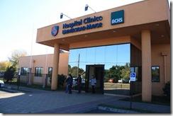 Dr. Jaime Horta, Hospital Clínico Universidad Mayor Tras bajas temperaturas, especialistas de la salud aconsejan