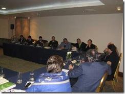 Alcaldes de La Araucanía se reunieron con presidente de la ACHM