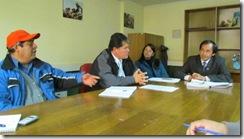 Dirigentes de Coi Coi se reunieron con Subdirector Nacional de Conadi