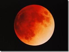 """Esta noche se podrá ver eclipse de """"Luna roja"""" en Chile"""
