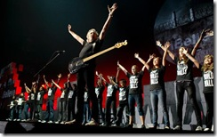 Marzo de 2012: Roger Waters pisará suelo chileno con un montaje colosal