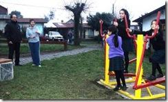 Alcalde Astete monitoreó avances en obras de seguridad pública en Villarrica