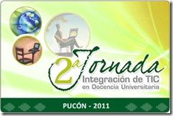 Invitan a presentar ponencias en Jornada de Integración TIC en Pucón