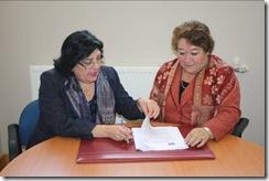 Seremi de Salud y Municipalidad de Cholchol firman convenio de colaboración mutua