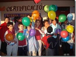 Victoria: alumnos y profesores participan en ferias preventivas del consumo de drogas y alcohol