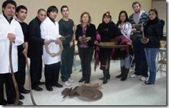 """Primer concurso literario de estudiantes Santo Tomás Temuco """"Historias y Versos Mapuche"""""""