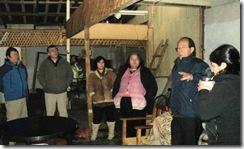 Alcalde Astete visitó a comerciantes afectados por tornado para informar personalmente de las gestiones realizadas