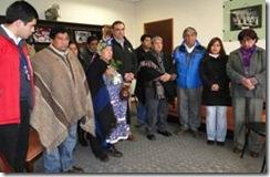 Consejo Maquehue concretó alianza con municipio de Padre las Casas para desarrollo de comunidades mapuche