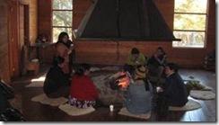 Comunidades mapuche aprenden sobre Turismo Sostenible