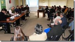 Dirigentes sociales participaron en diálogo ciudadano junto autoridades