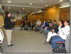 Instituto de Estudios del Hábitat fortalece en liderazgo a productores mapuche de la comuna de Freire