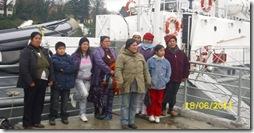 Jefas de Hogar de Chacaico visitan Valdivia