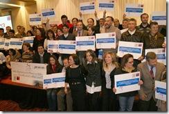 Más de 720 millones para empresarios de la Araucanía
