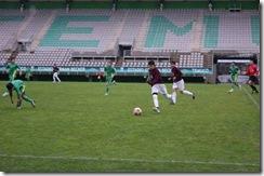Juegos escolares municipales: Liceo Pablo Neruda ganó final en fútbol sub 14