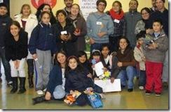 Niños y niñas de La Araucanía reviven el Trafkintu