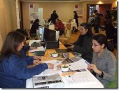 Microempresarios se matricularon en cursos gratuitos del SENCE
