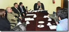 Sence y alcaldes de Malleco se reúnen para aumentar posibilidades de empleo