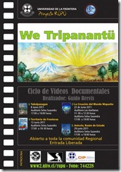 Ciclo Documentales We Tripanantü