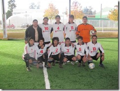 El Fútbol 7 reunió a comunidad mapuche de Mataquito
