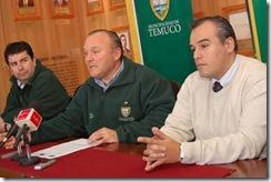 Alcalde Becker invitó a sumar aportes para la elaboración del nuevo plan de desarrollo comunal