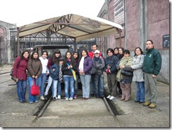 Niños del concejo infantil comunal de la OPD conocieron Temuco gracias a City Tour