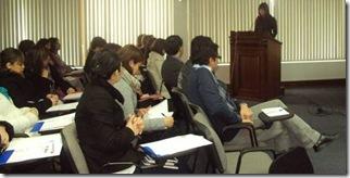 Más de 80 personas participan en seminario Infancia y Familia en la comuna de Padre Las Casas