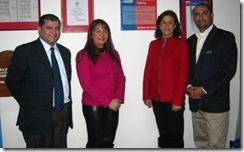 SERNAPESCA recibe certificación de CONACE por implementación del programa trabajar con calidad de vida