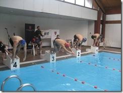 Universidad Autónoma de Chile organiza 5º Campeonato de Natación Interuniversitario