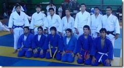 Judocas temuquenses del IND destacan en Liga de Judo del Biobío