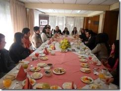 Todo éxito el cuarto desayuno público de INJUV Araucanía