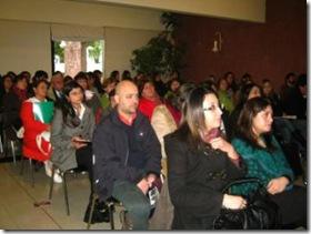 Más de 60 personas participan en seminario sobre exclusión social en Villarrica