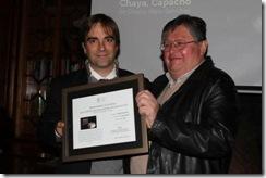 Entregaron Reconocimiento UNESCO a creadores chilenos: Ovidio Melo en La Araucanía, artesano en cuero, fue uno de los galardonados