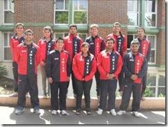 Atletas IND Araucanía comienzan mañana su participación en Mundial Menores de Francia