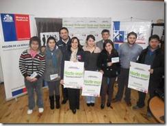 Injuv y centro de innovación de Utpch desafían a los jóvenes a enfrentar la pobreza