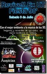 """""""Revive"""": La Megafiesta reencuentro de Profesionales de la ex Universidad de Temuco (UT)"""