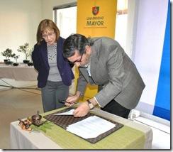Universidad Mayor aporta desarrollo de adultos mayores