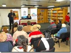 En Villarrica lanzaron Programa de Turismo del Adulto Mayor